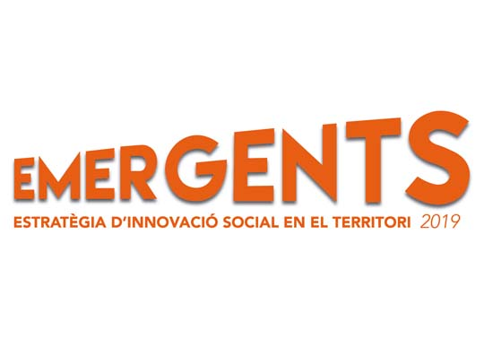 Logo Emergents 2019.